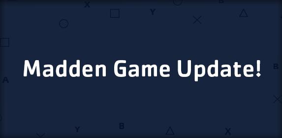 Madden NFL 17 Title Update 10