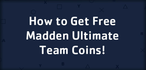 How to Get Free Madden Ultimate Team Coins!
