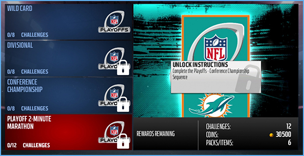 MUT Solo Challenges, Madden Challenges, MUT Challenges