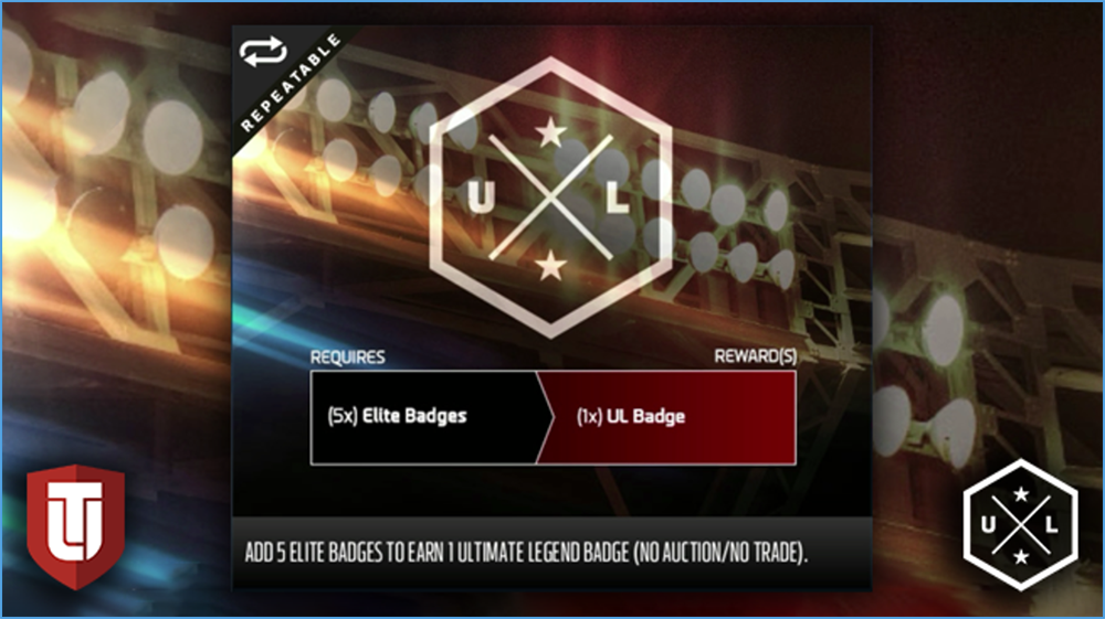 MUT Badges
