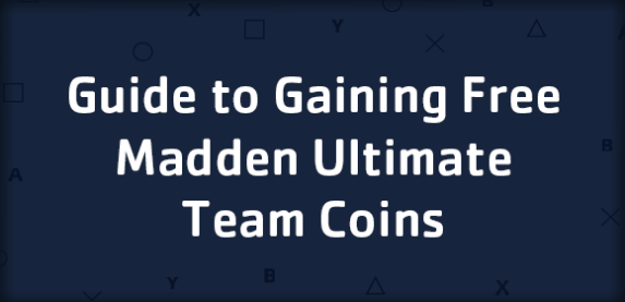 Guide to Gaining Free Madden Ultimate Team Coins!